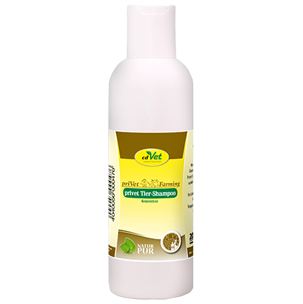 privet Tiershampoo Konzentrat 200ml